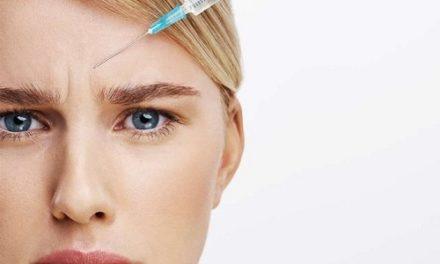 Effet Botox avec le masque de fécule de maïs