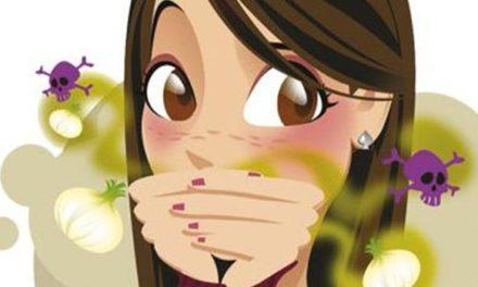 Rafraîchir le souffle de la bouche