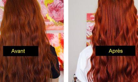 Comment entretenir les cheveux colorés ?