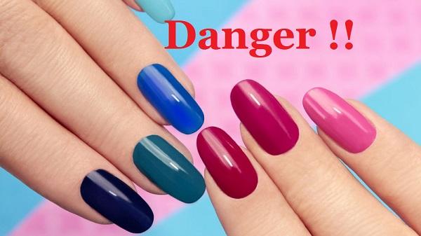 Les problèmes que le vernis à ongles peut apporter à votre santé