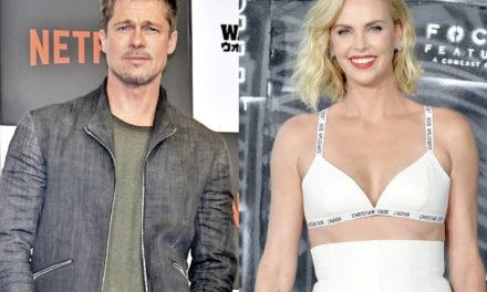 Brad Pitt est en couple avec Charlize Theron : Le secret est révélé !
