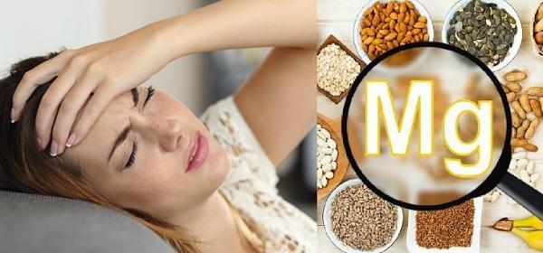 9 signes évidents d'un manque de magnésium dans le corps