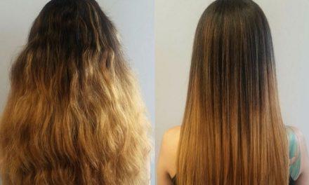 7 soins pour aplatir les cheveux naturellement