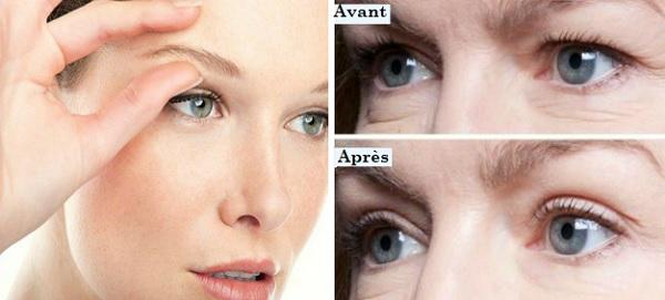 5 remèdes naturels pour éliminer les paupières tombantes : Exercices oculaires