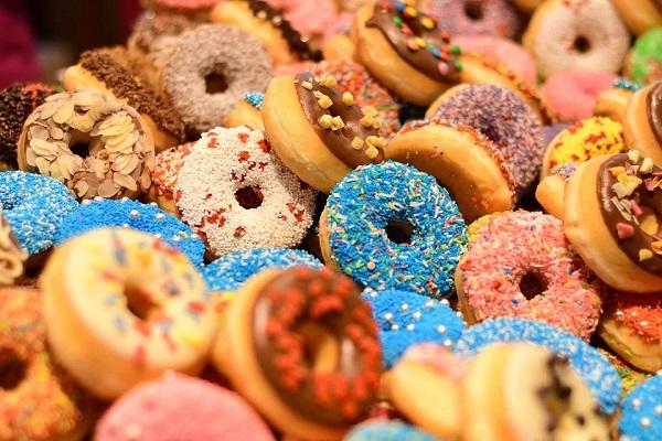 Recette des Donuts : Les beignets américains