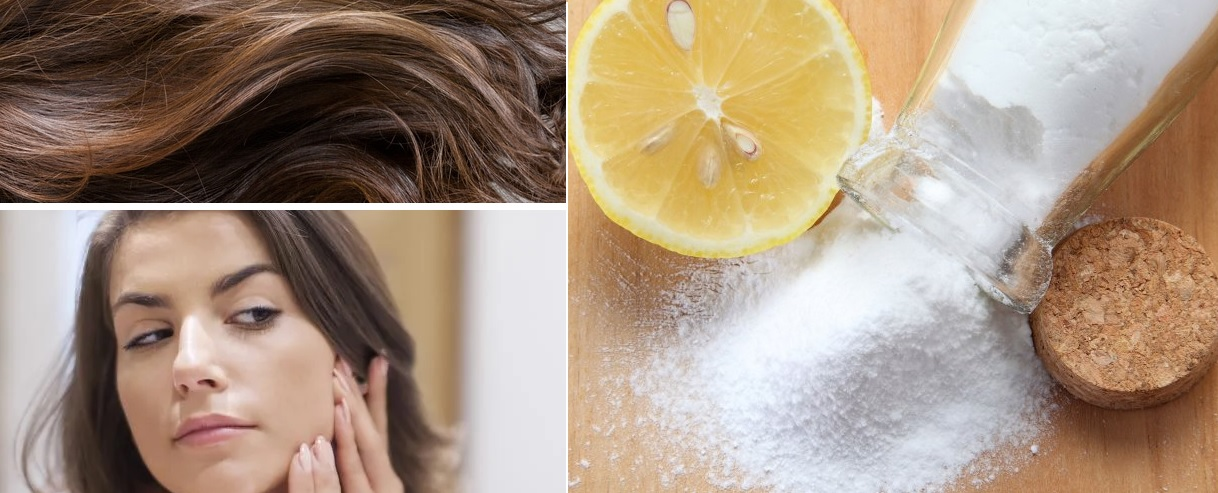 7 avantages du bicarbonate de soude pour cheveux et peau