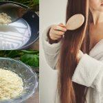 Utiliser l'eau du riz pour les cheveux et la peau ? La bonne utilisation