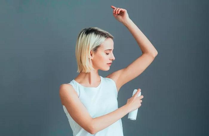 erreurs a éviter avec déodorant