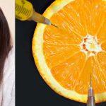Le sérum vitamine C et l'acide hyaluronique comme soins anti-âge